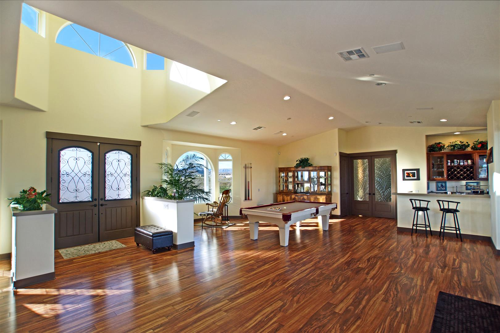 Cougar Custom Home Interior