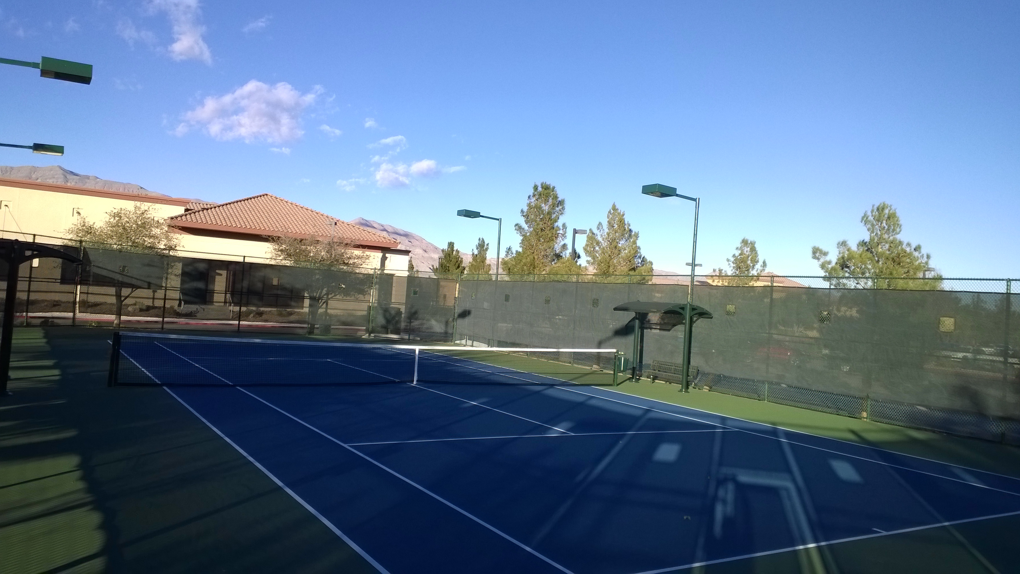 Aliante Community Tennis Court Expansion 3