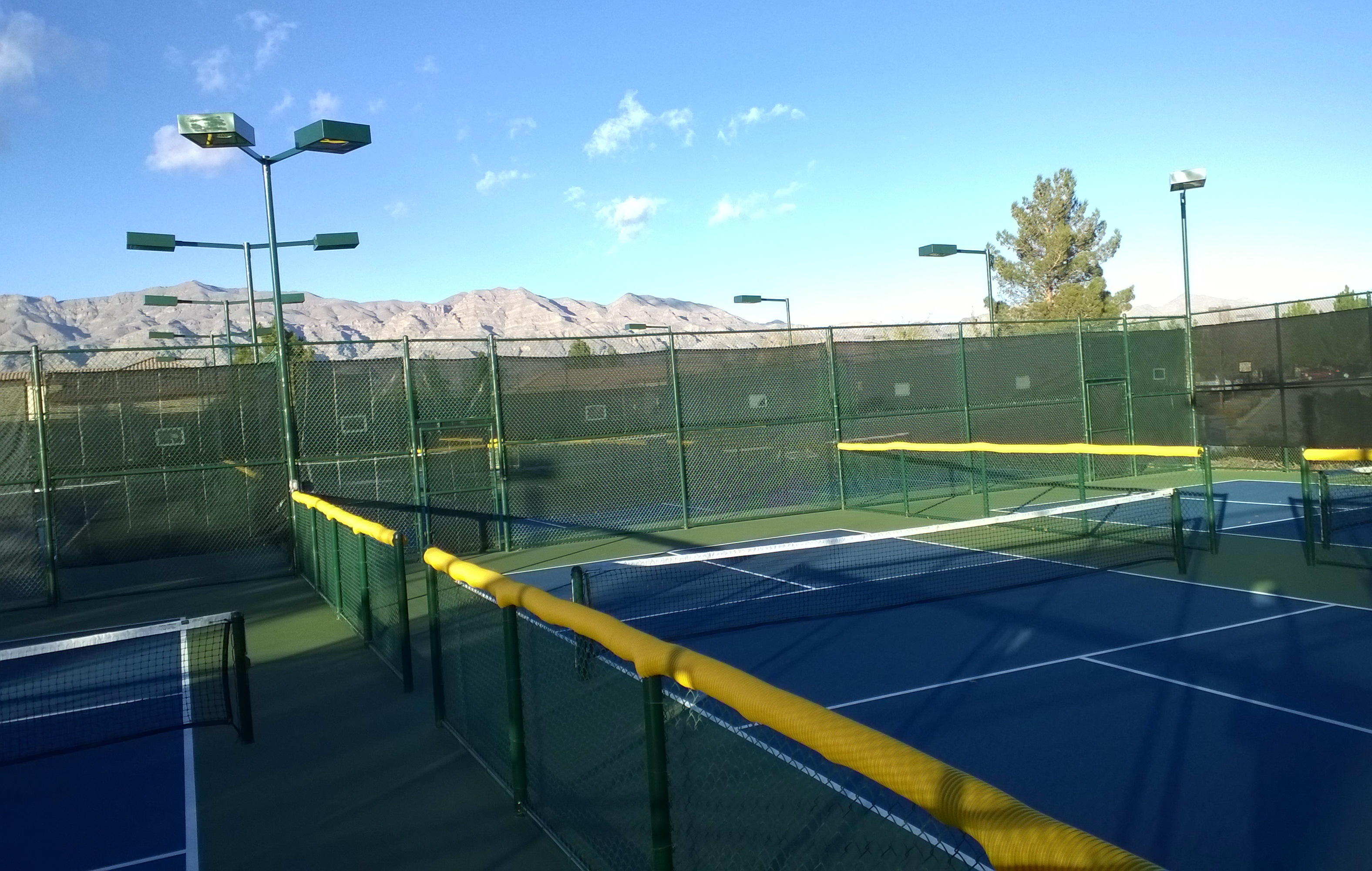 Aliante Community Tennis Court Expansion 5