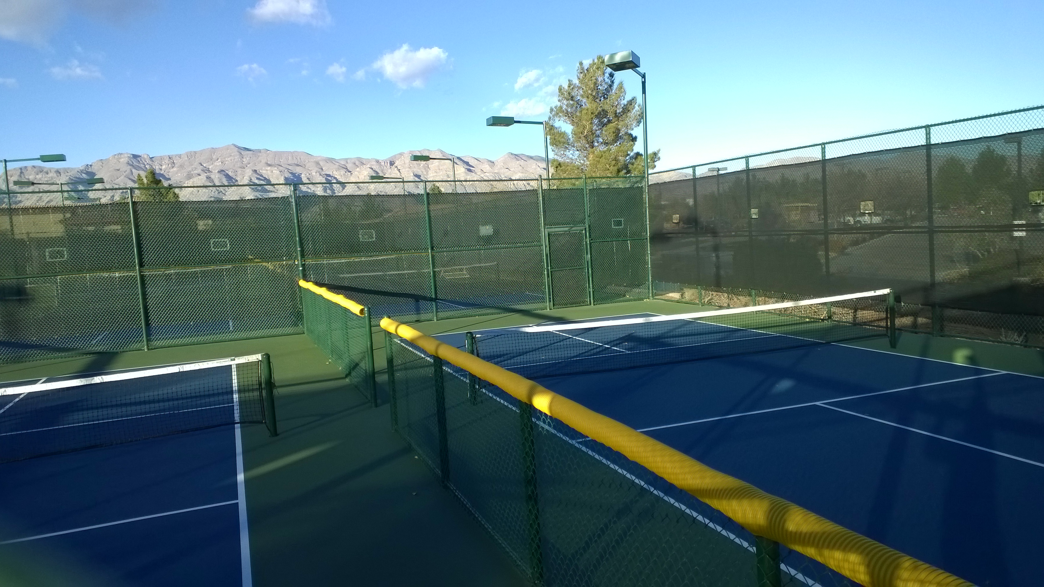 Aliante Community Tennis Court Expansion 6