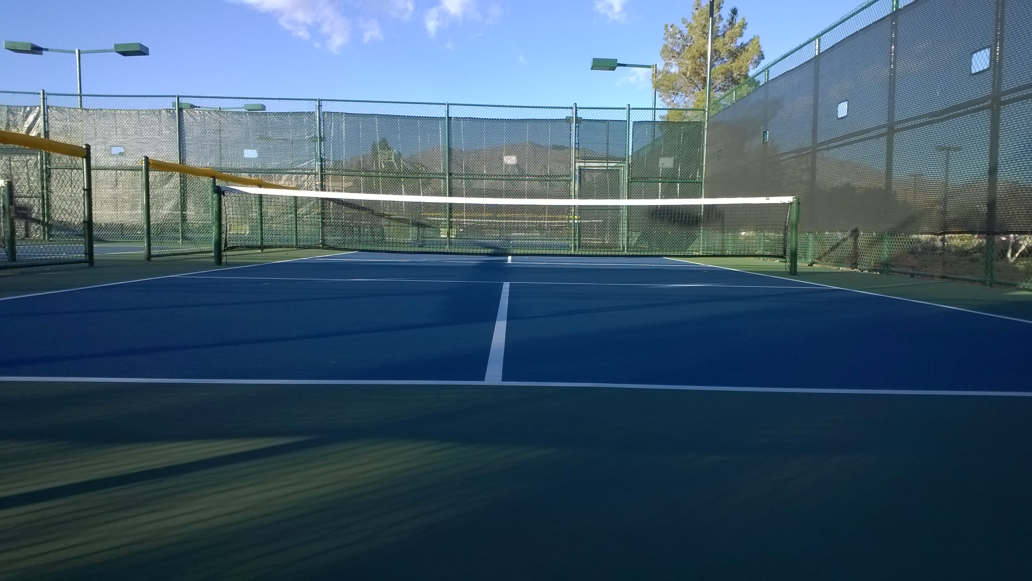 Aliante Community Tennis Court Expansion