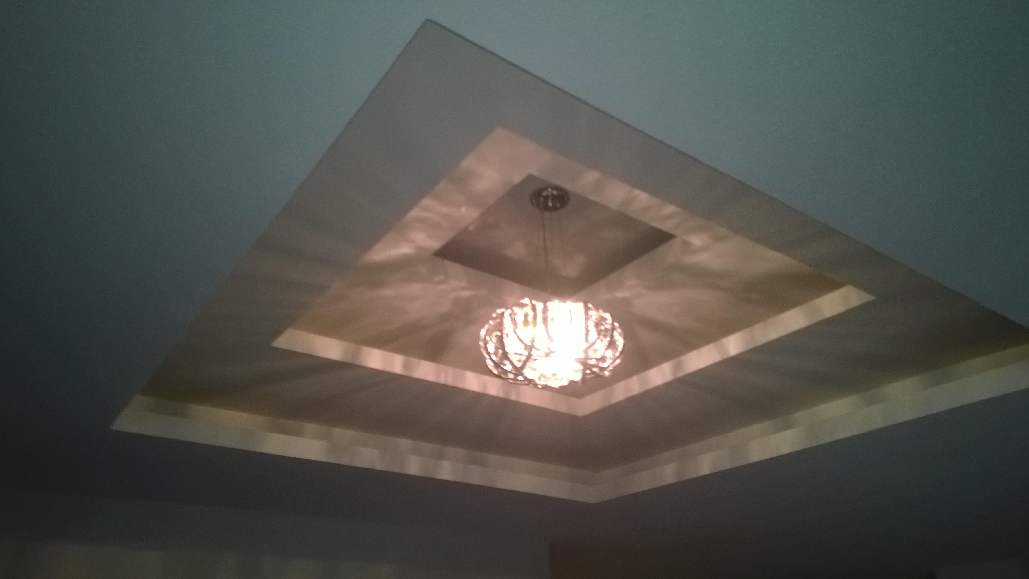 CLM TI interior soffit
