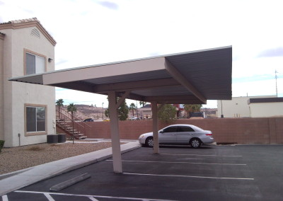Carports and Shade Structures