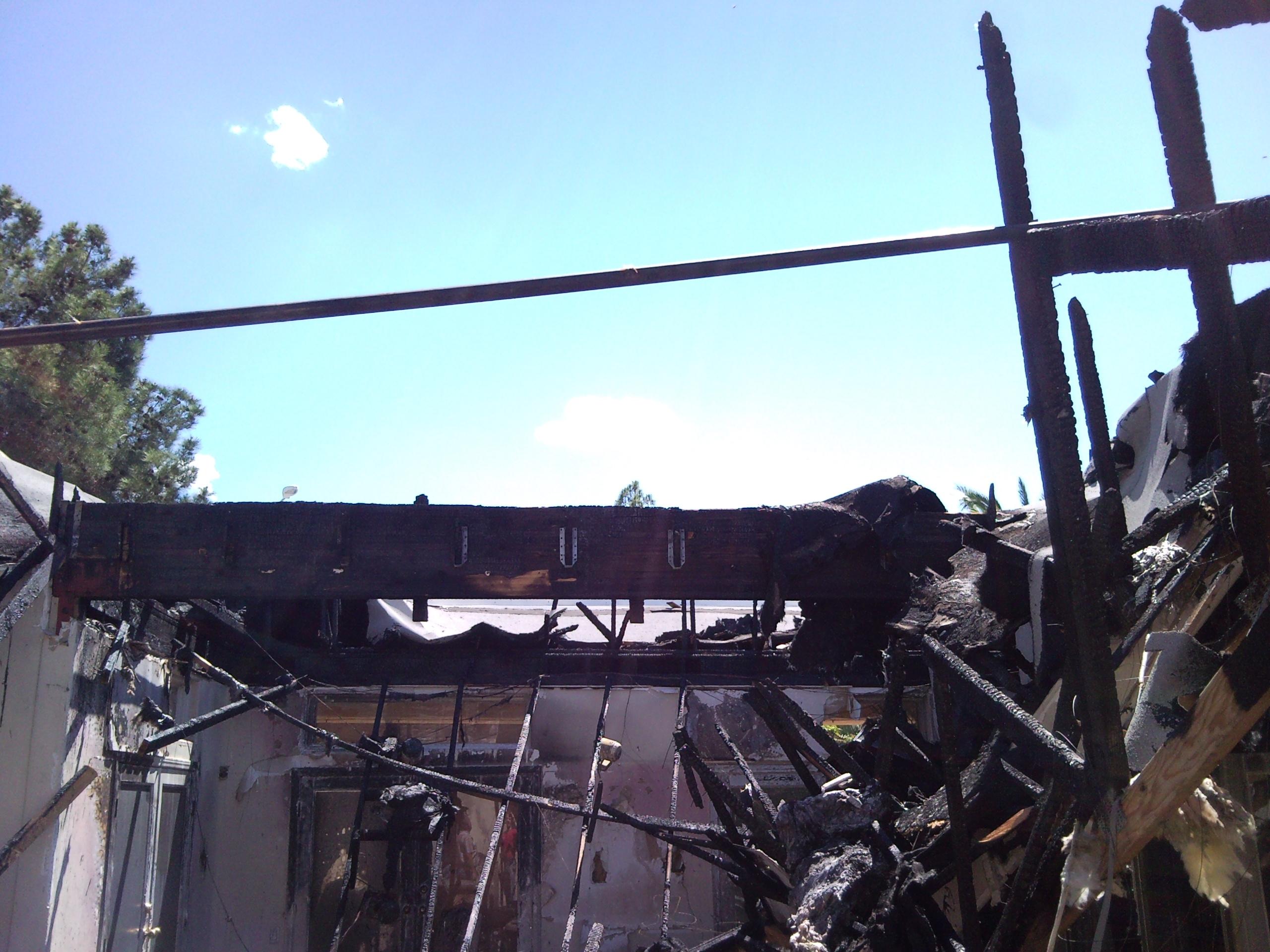 Fire Damage Assessment 1