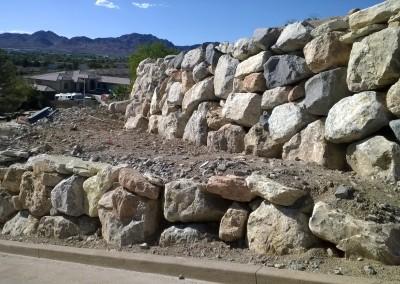 Rockery Walls