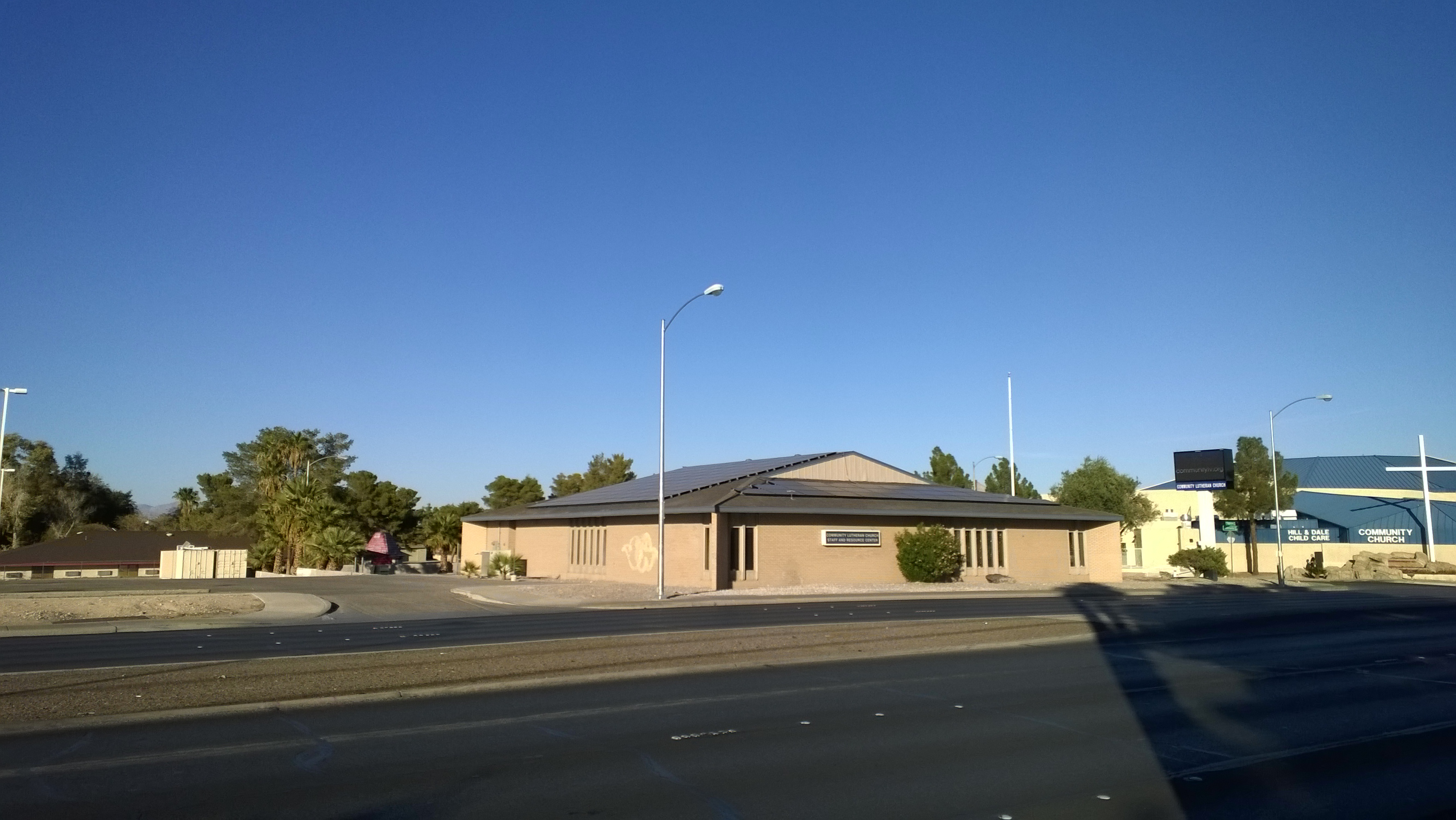 Lutheran Church Solar 3