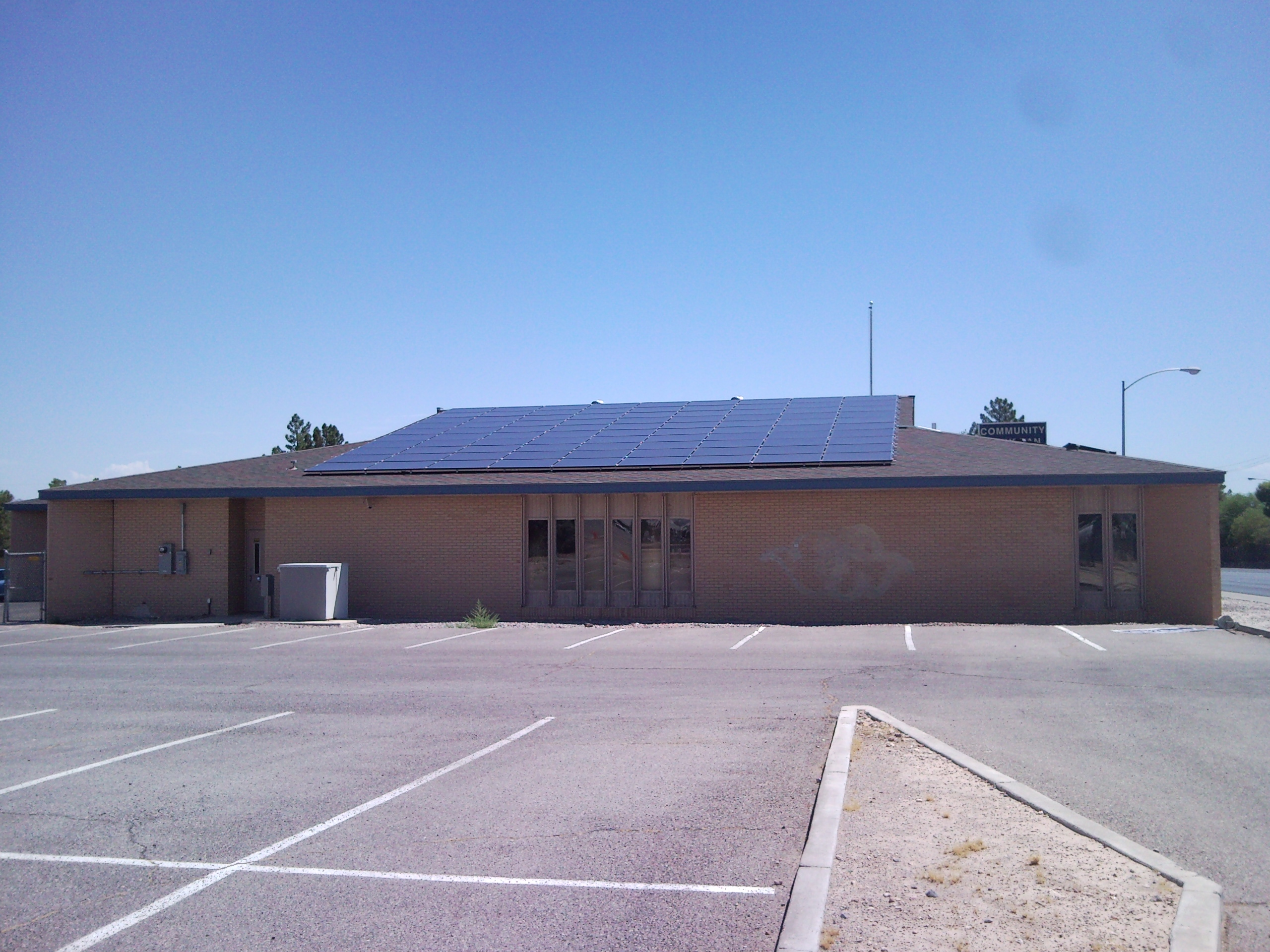 Lutheran Church Solar 4