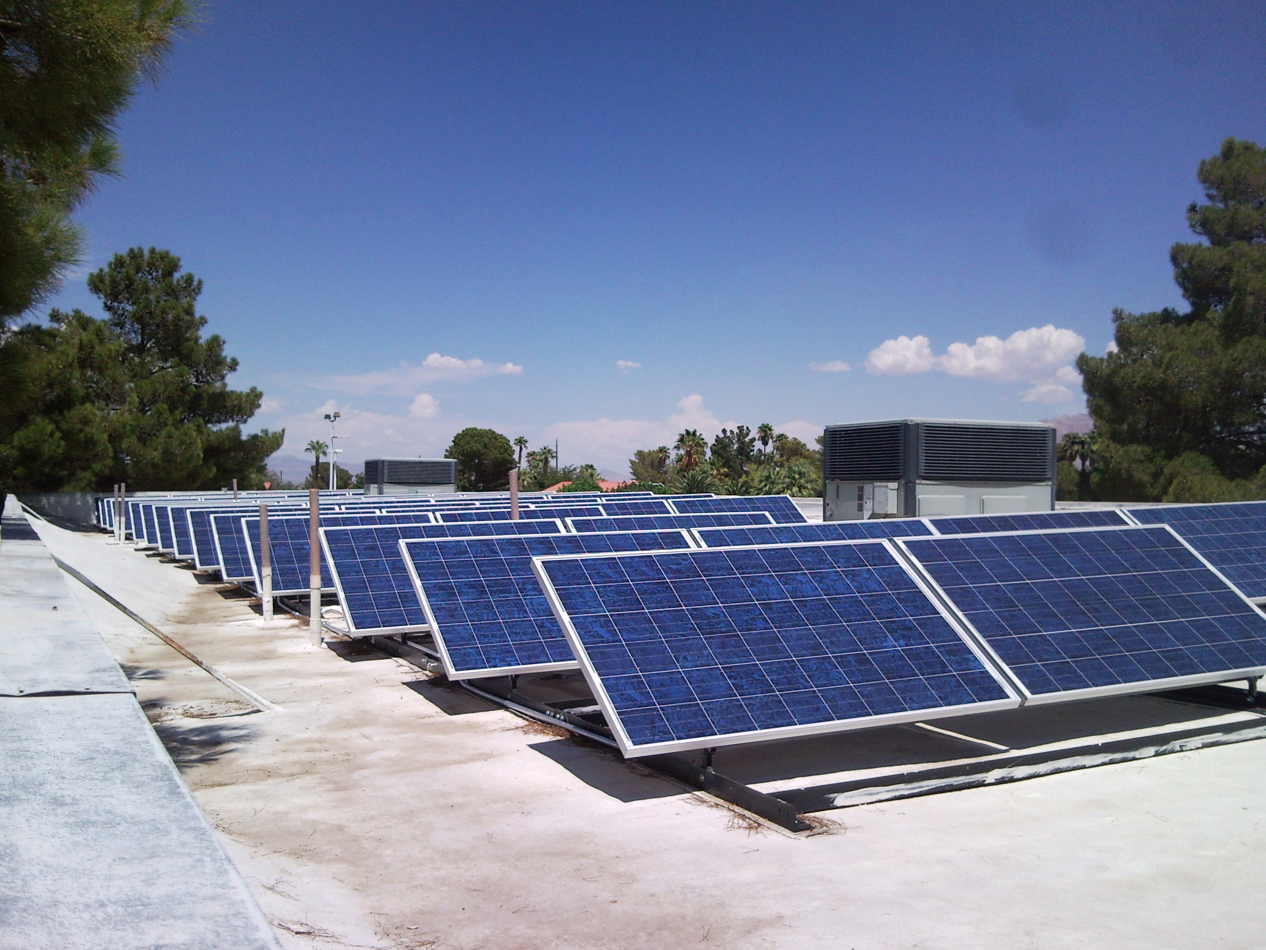 Lutheran Church Solar 5