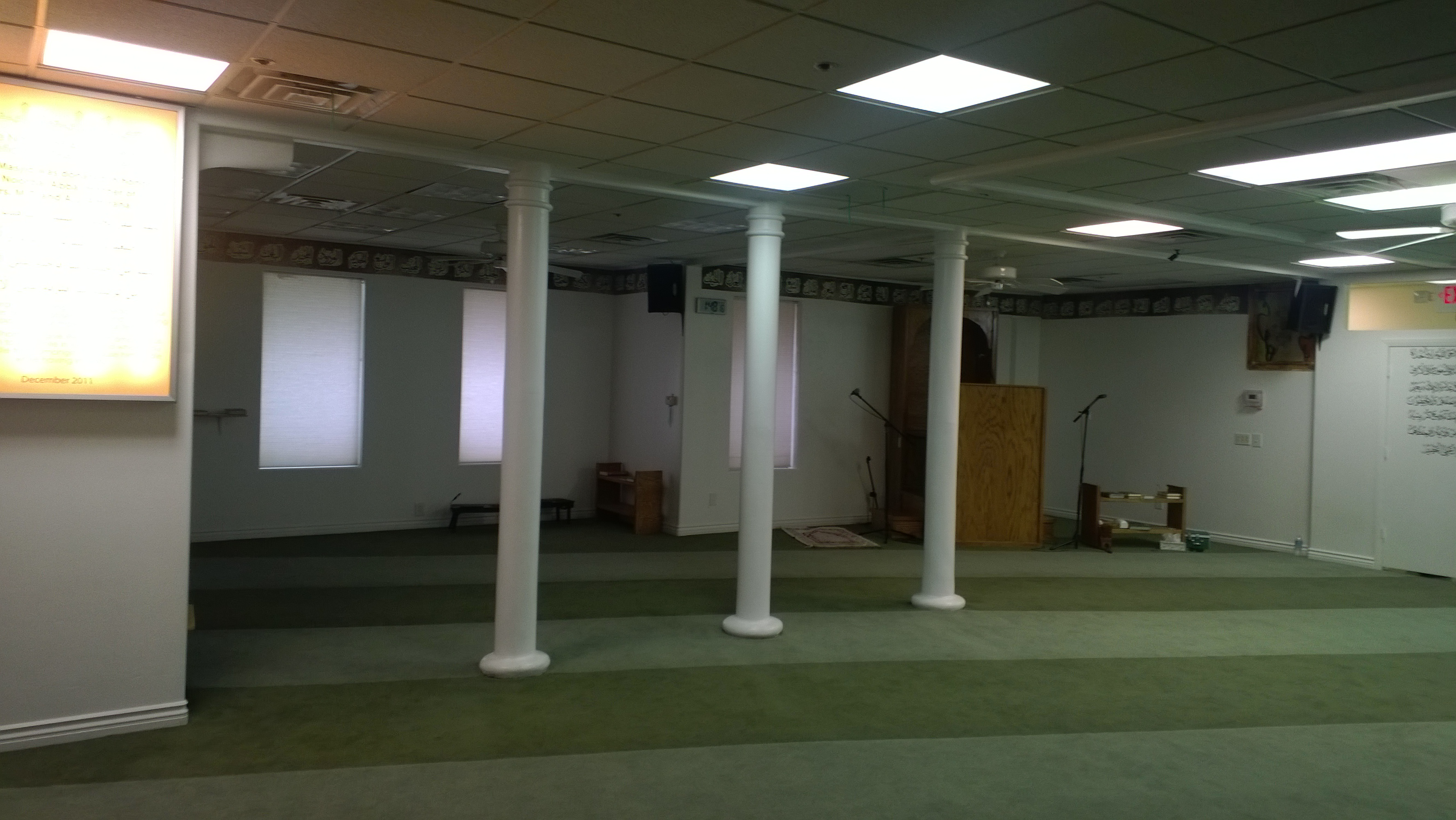 Mosque Remodel 1