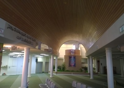Mosque Remodel