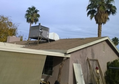 Re-Roofing Analysis