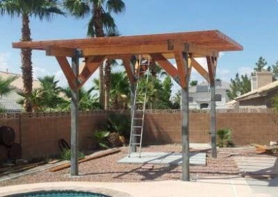 Sharp Solar Patio Cover