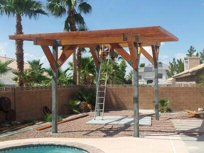 Wonderful Sharp Solar Patio Cover